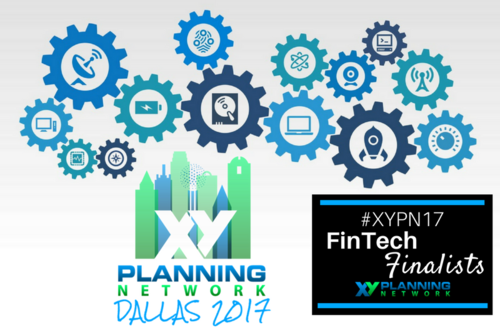 Vestwell named as XY Planning Network FinTech Finalist