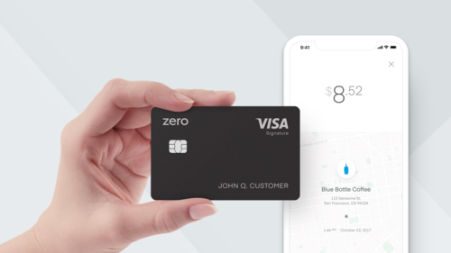 Zero raises $8.5 million for a credit card that functions like a debit card