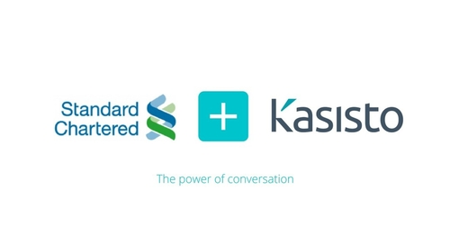 Standard Chartered to give clients an edge with banking-savvy chatbot powered by Kasisto