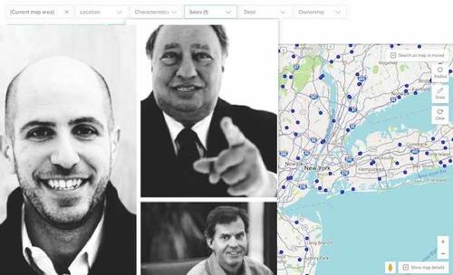 CRE data startup Reonomy raises new venture round, partners with Newmark