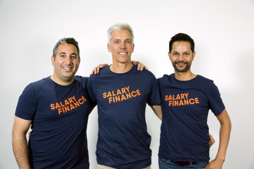 Salary Finance Raises $20m in Series B to Expand Business in US
