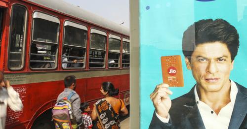 Ambani Brings Internet to India's Poorest