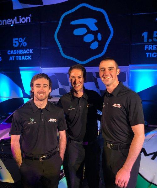 MoneyLion, Team Penske Roar into 2019 Partnership