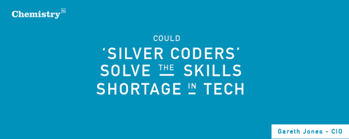 Silver Coders: The Future of Diverse Techies?