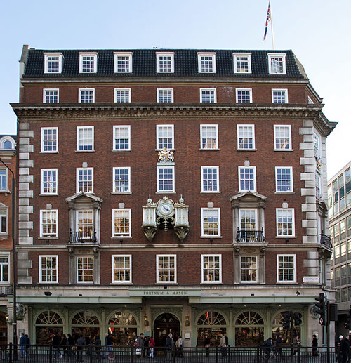 FORTNUM & MASON CONTRACT WON BY COVENTRY FIRM