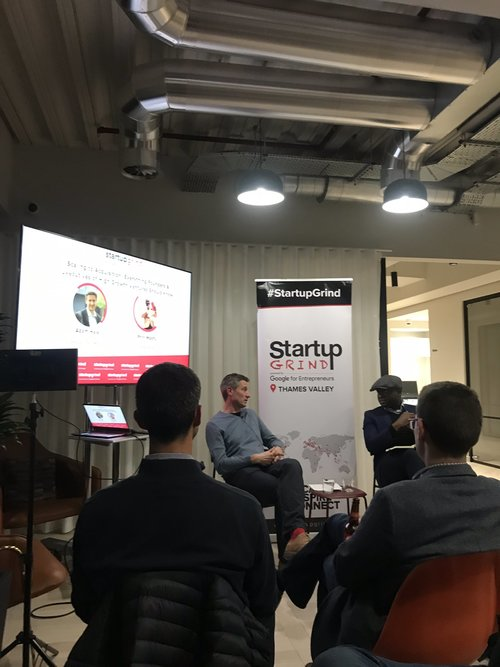 5 Things a scaleup needs to be successful - Adam Hale