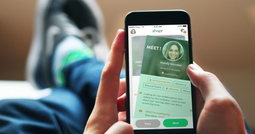 Shapr - the Professional networking Tinder