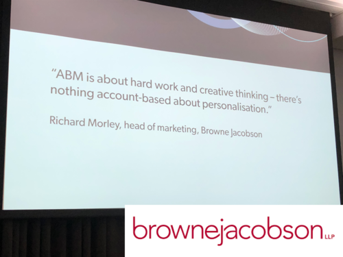 Browne Jacobson - A Law Firm Engaged in ABM