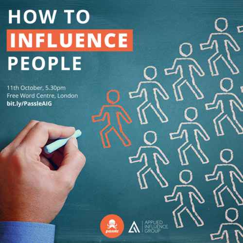 How to Influence People with Military Grade Intelligence
