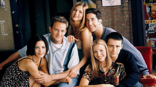 B2B Influence - what we can learn from TV show 'Friends'