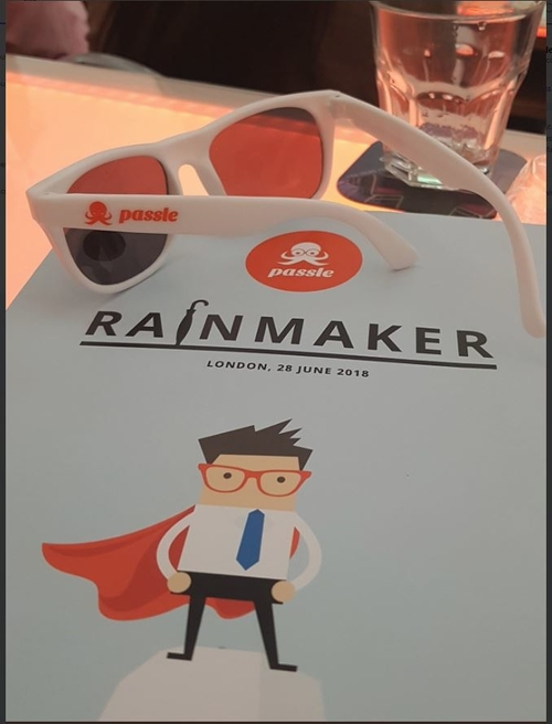 My key takeaways from the Rainmaker & Change panel discussion