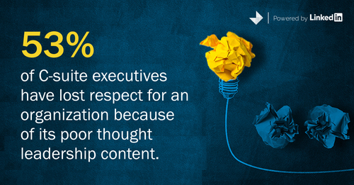 50% of key decision-makers spend at least 1 hour per week viewing your content: What do they want to read?