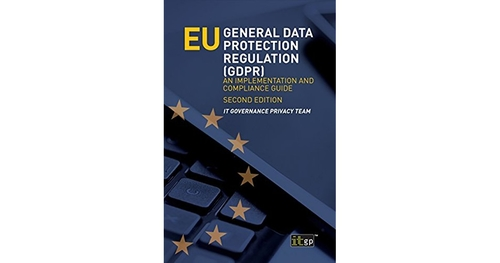 GDPR Book Recommendation