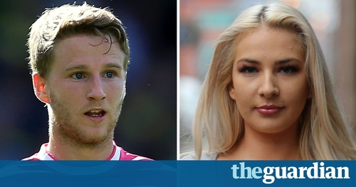 Model and Leeds United footballer win fight for humanist wedding