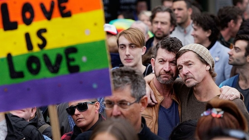 Same-sex marriage: 'Profound shift' in Australian views