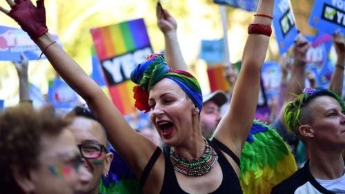 Australia starts its same-sex marriage vote