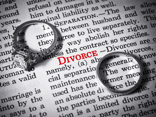 The UK's divorce law explained