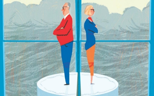 Retired and getting divorced: these are the  pitfalls you need to know about