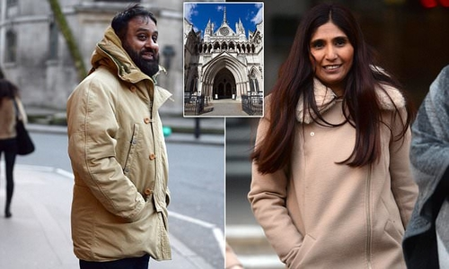 A High Court judge is set to decide whether an estranged couple who took part in an Islamic wedding ceremony in a London restaurant are validly married under English law
