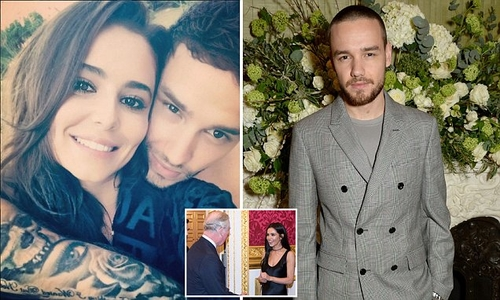 Cheryl & Liam - relationship on the rocks?