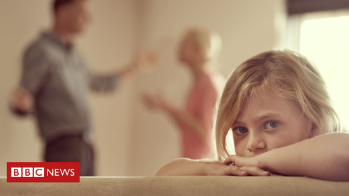 Impact of parental disputes on children