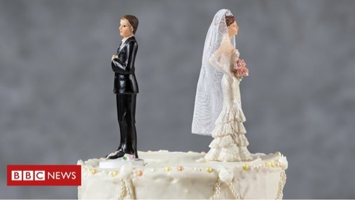 No fault divorce- change ahead?