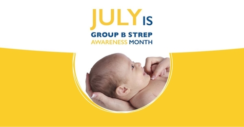 GSB Awareness Month: Help reduce Meningitis and Sepsis in Young Babies