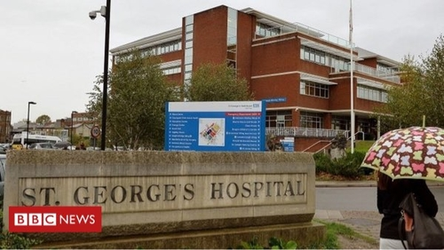Complex heart surgery suspended at St George's Hopsital