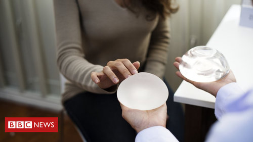 Breast Implant Safety Warning
