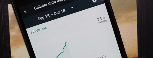 Our Top Tips for managing your Mobile data