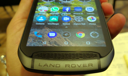 Land Rover release ruggedised phone for the farming community!