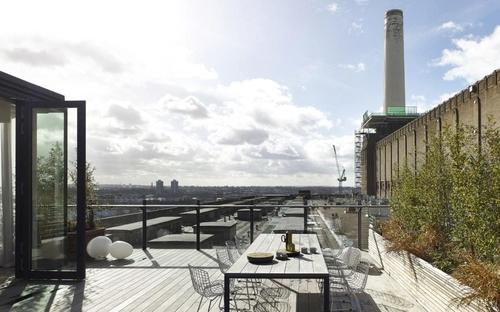 Un altro cambiamento al progetto di Battersea Power Station