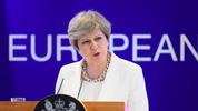 Theresa May e l'inizio delle trattative per la Brexit