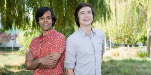The founders of Robinhood, a no-fee stock-trading app, were initially rejected by 75 venture capital