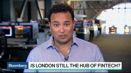 Funding Circle CEO Says Business Boomed After Brexit