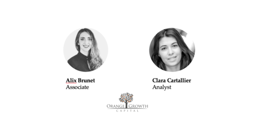 Alix Brunet and Clara Cartallier Joins OGC in Amsterdam and London