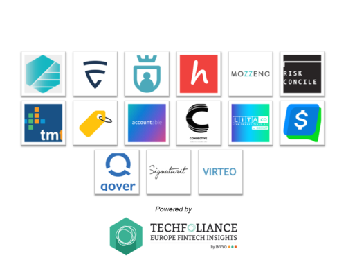 Mapping 15 Rising FinTech Start-ups In Belgium And Beyond