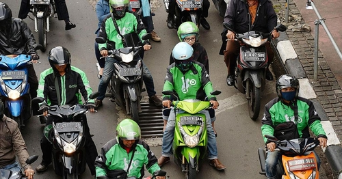 Uber rival Go-Jek drives payments push with acquisition of three fintech start-ups