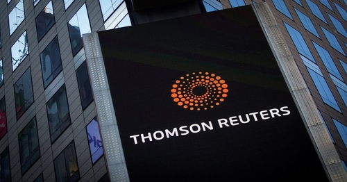 Thomson Reuters Sells Stake in Unit to Blackstone-Led Group