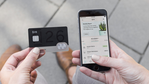 N26 raises $160 million from Tencent and AllianzA crazy bet: building a bank from scratch