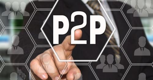 How the big three shaped P2P - ZOPA trajectory