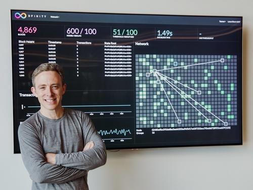 'World Computer' Project Dfinity Raises $102 Million