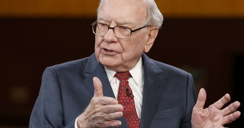 Berkshire's new fintech investments fit into a classic Buffett strategy — bet on an entire industry