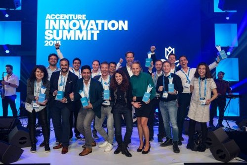 Safened wins Accenture Innovation award