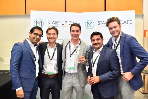 The winner of the Start-up of the year is Fixico