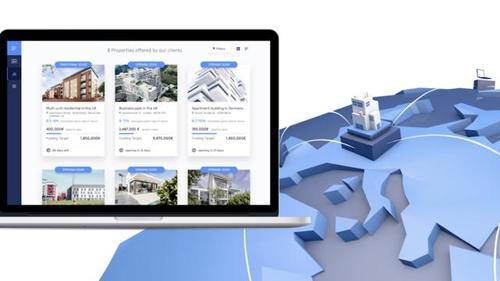 Brickblock Transforming Real Estate investments