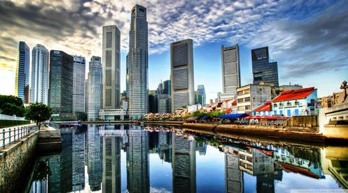 Singapore: Abu Dhabi-Singapore fintech pact