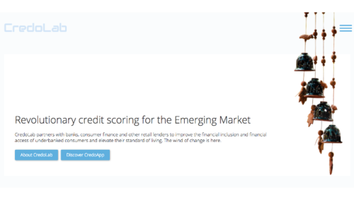 Singapore fintech startup CredoLab raises over US$1M to help unbanked consumers manage their credit