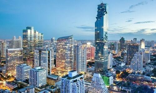 Thai Bank in Blockchain First