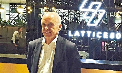 Fintech Hub Lattice80 in Disaray